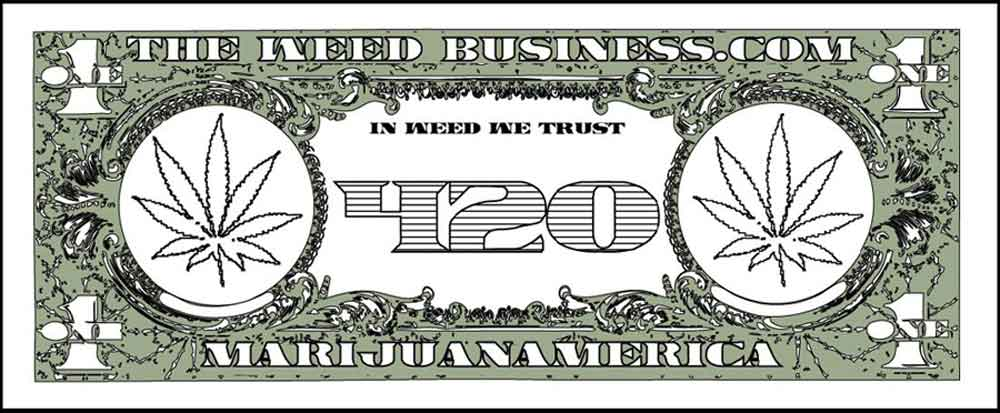 THE WEED BUSINESS