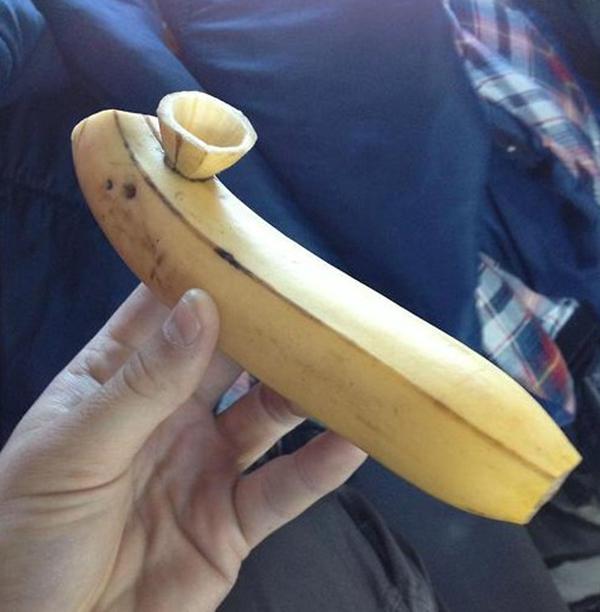 Banana Steamroller