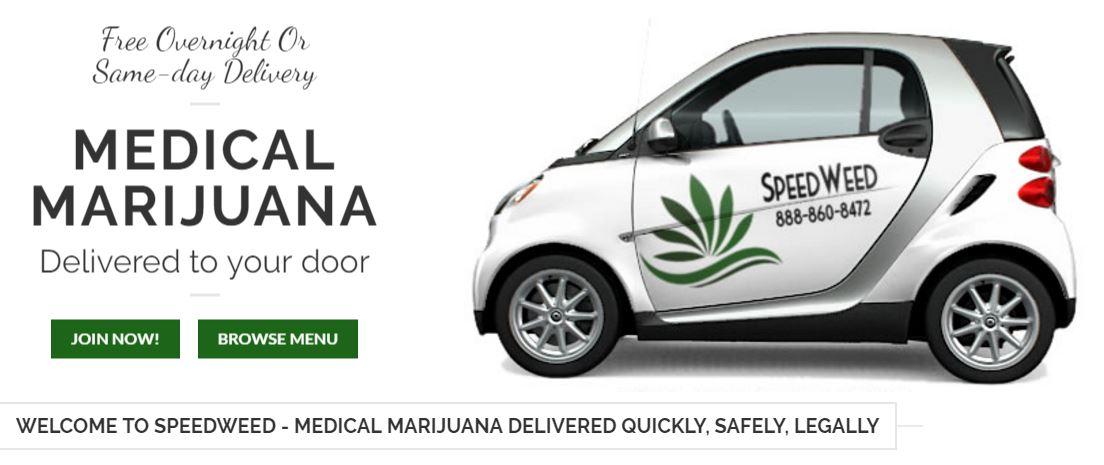 Medical marijuana delivery service business plan